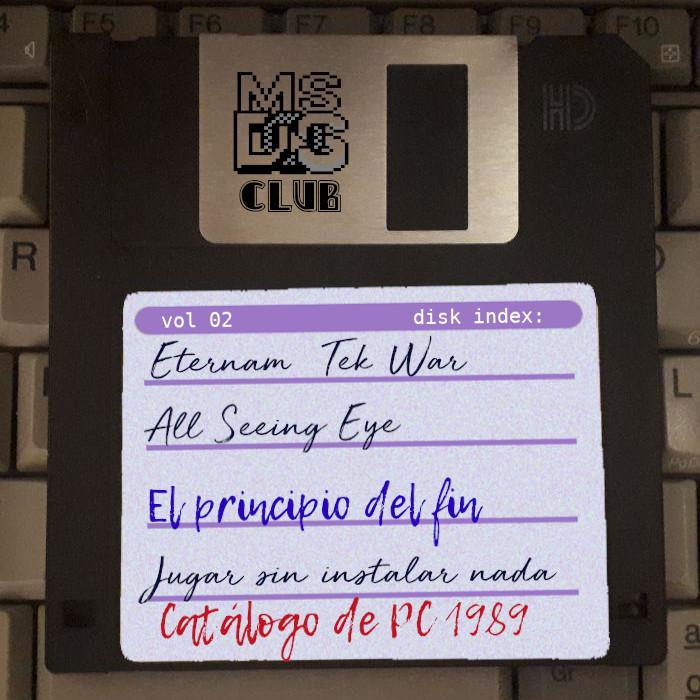 msdos club volumen 2