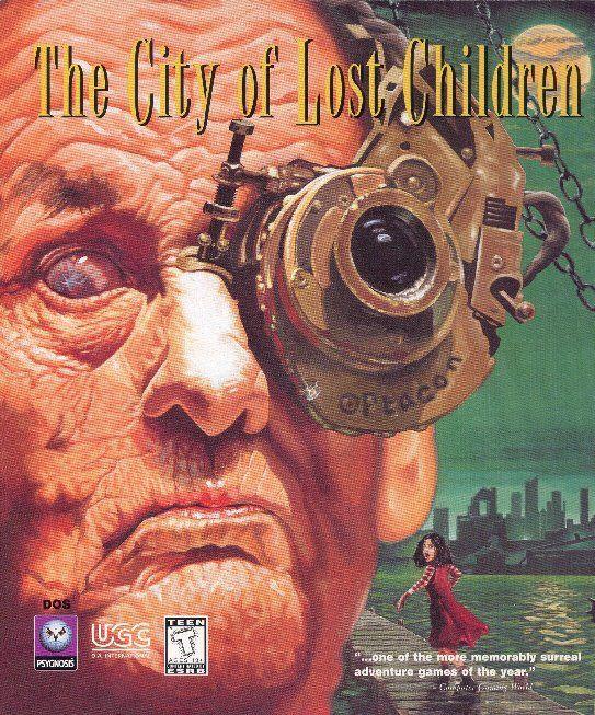 La ciudad de los niños perdidos
