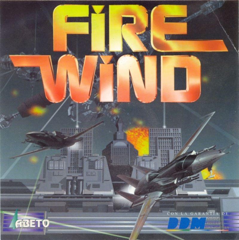 Fire Wind portada