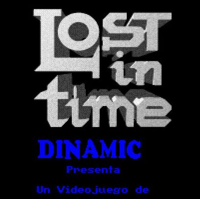 Lost in time 2