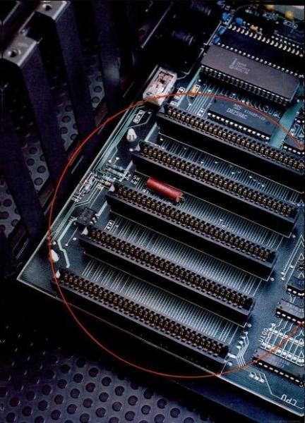 Puertos ISA del IBM PC