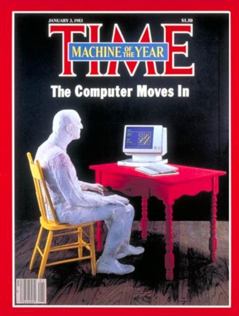 Portada Time enero 1983