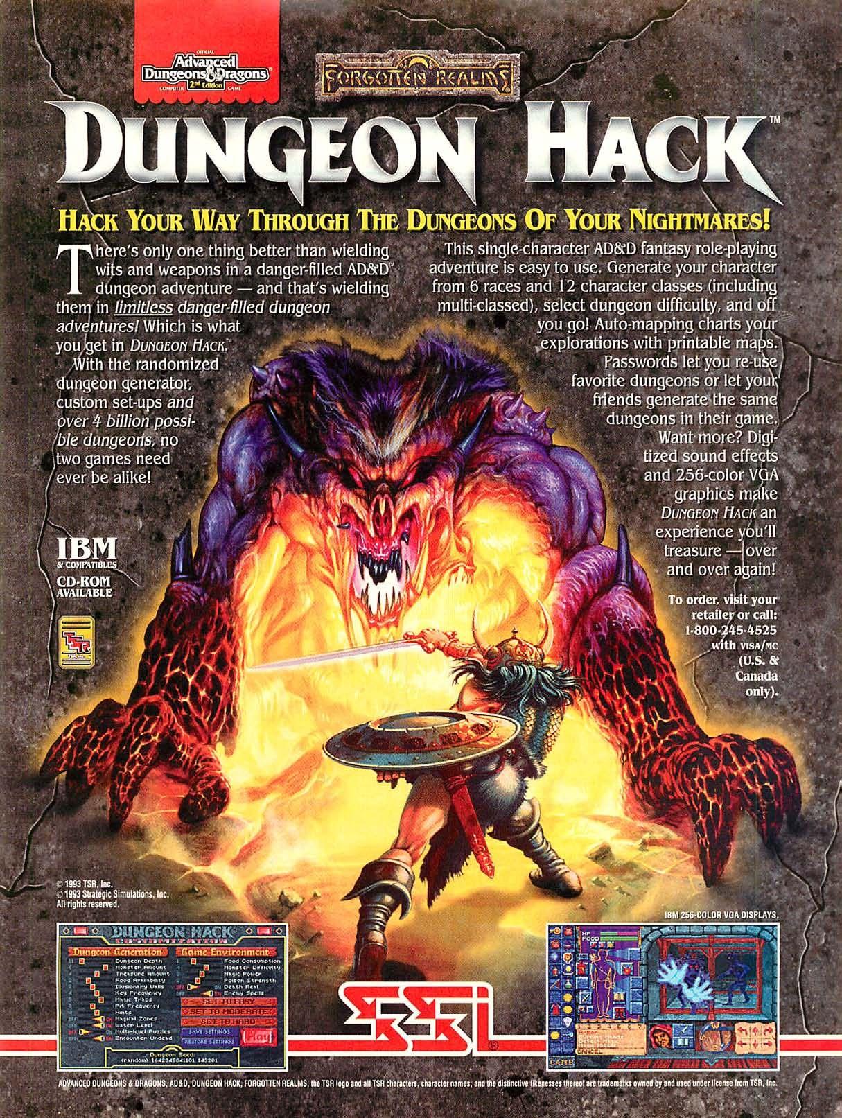 Dungeon Hack – Análisis