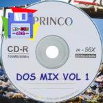 DOS MIX Vol 01 – Música de juegos y demoscene… Y algo más.