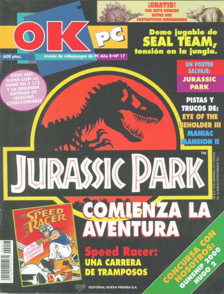 OK PC 17, diciembre de 1993