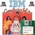 MS-DOS CLUB – Vol 16 – 40 aniversario del PC y 2º Concurso de MS-DOS