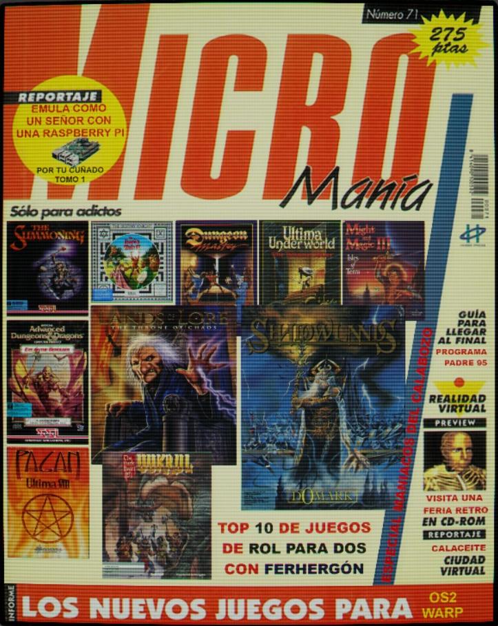 Extra Floppy Vol 13 – Top 10 de juegos de rol para ordenador con Ferhergón de Maníacos del Calabozo