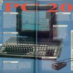 Los PCs de Sinclair – Parte 1, el PC200